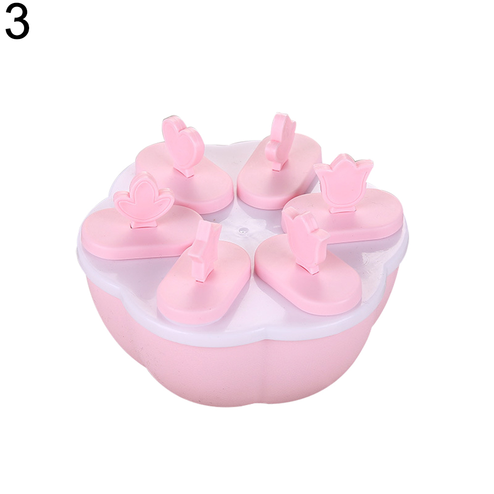 Frozen Ice Cream Lolly Juice Maker Mold Mould Popsicles Yogurt Icebox Welcome